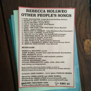 Other People's Songs - Credits